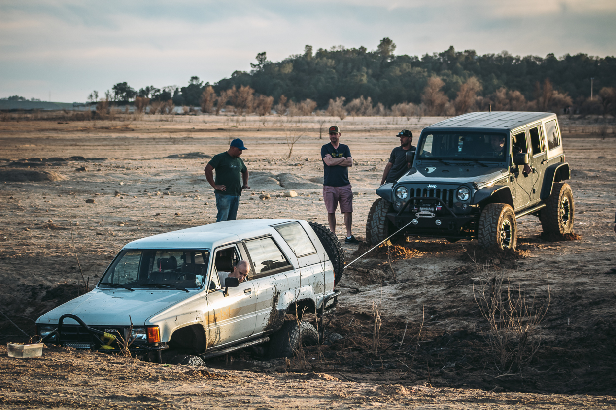 Off Road Recovery Gear
