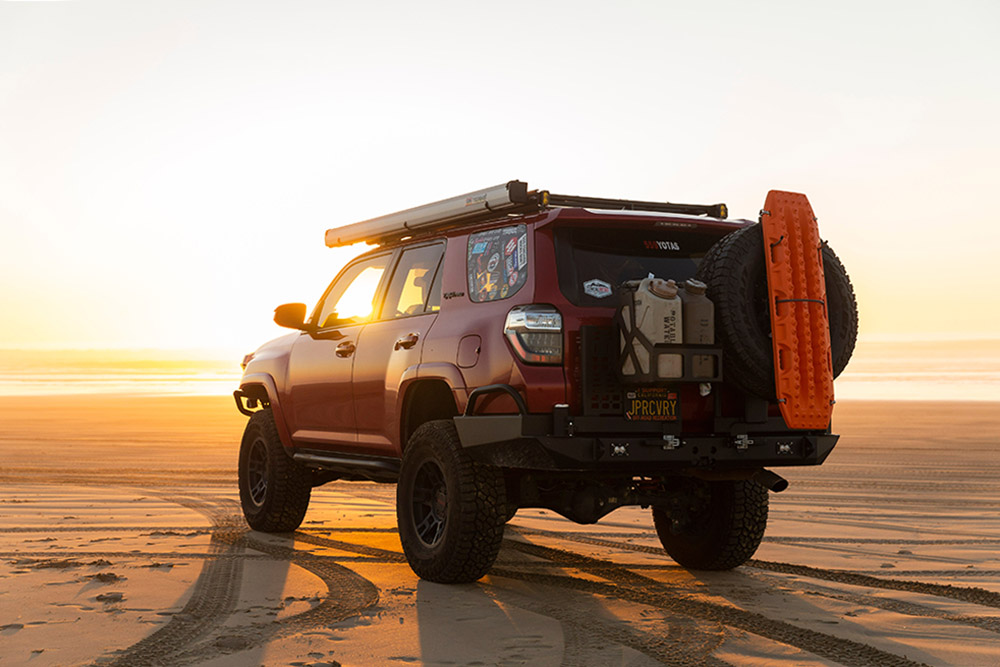 MAXTRAX MKII Recovery Boards & Tire Mount Review For the 5th Gen 4Runner: The Only Recovery Boards You'll Ever Need