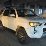 Mid-Atlantic Off-Roading Smoked Mirror Turn Signals for 5th Gen Toyota 4Runner 01
