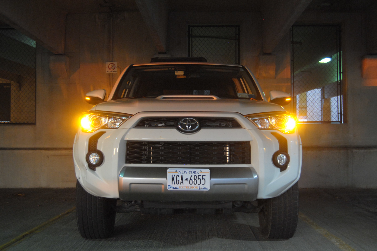 Mid-Atlantic Off-Roading Smoked Mirror Turn Signals Review for the 5th Gen Toyota 4Runner