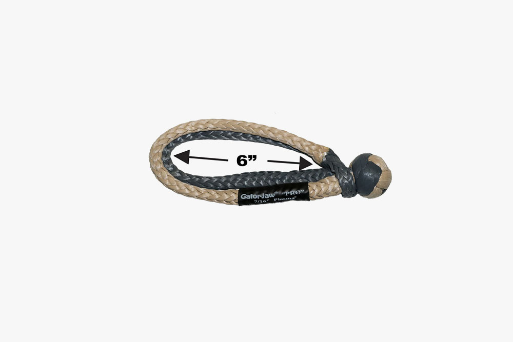 Off Road Recovery Gear Soft Shackle