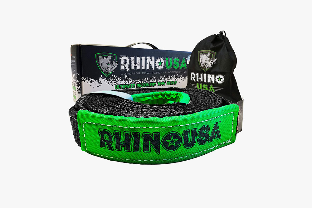 Off Road Recovery Rhino Usa Tow Strap