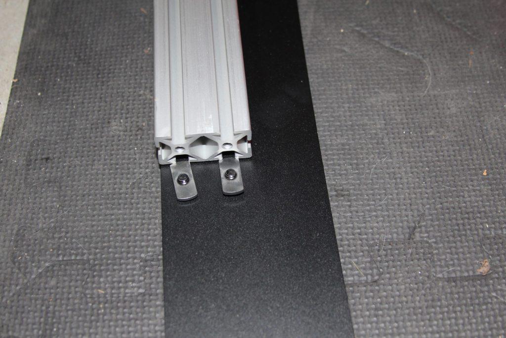 Prinsu Full Length Roof Rack Fairing Installation