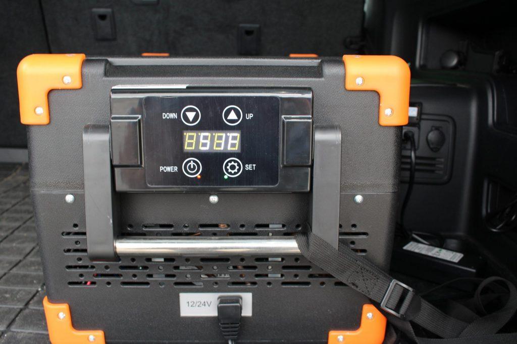 RockPals Portable RV Refrigerator Controls