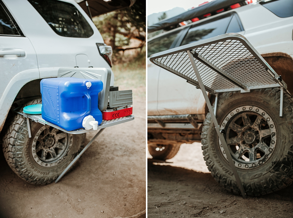 Tailgater Tire Table Install Overview & Initial Impressions For the 5th Gen 4Runner