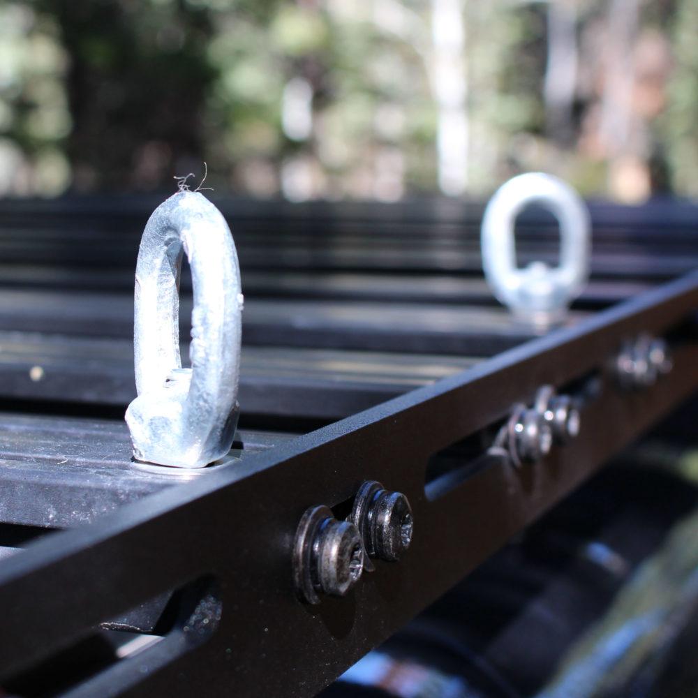 Tie Down Points for Prinsu Design Studios Roof Rack