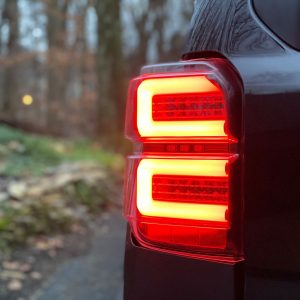 Spyder Taillights 5th Gen 4Runner