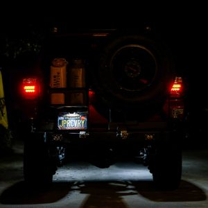 Illuminating Your Relocated License Plate On the 5th Gen 4Runner: Quick Install Overview