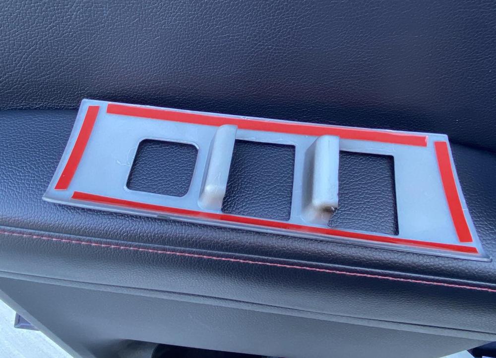 Car Trim Home Carbon Fiber Overlay Adhesive