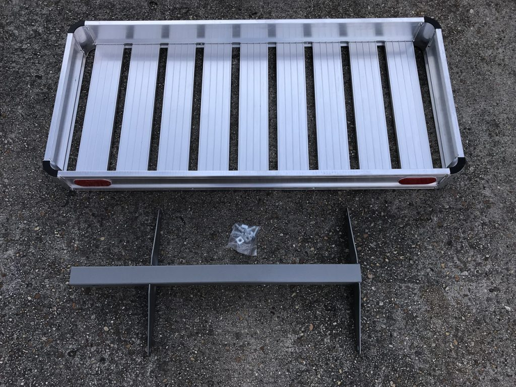 Elevate Outdoor Aluminum Tray 5th Gen 4Runner