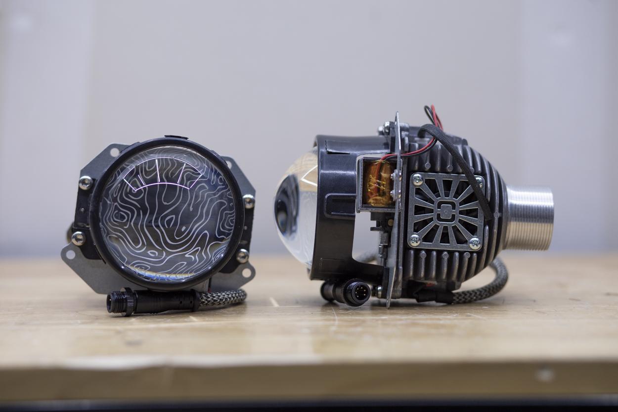 M-LED Bi-LED (High Beam + Low Beam) Retrofits for 5th Gen 4Runner (Install & Review)