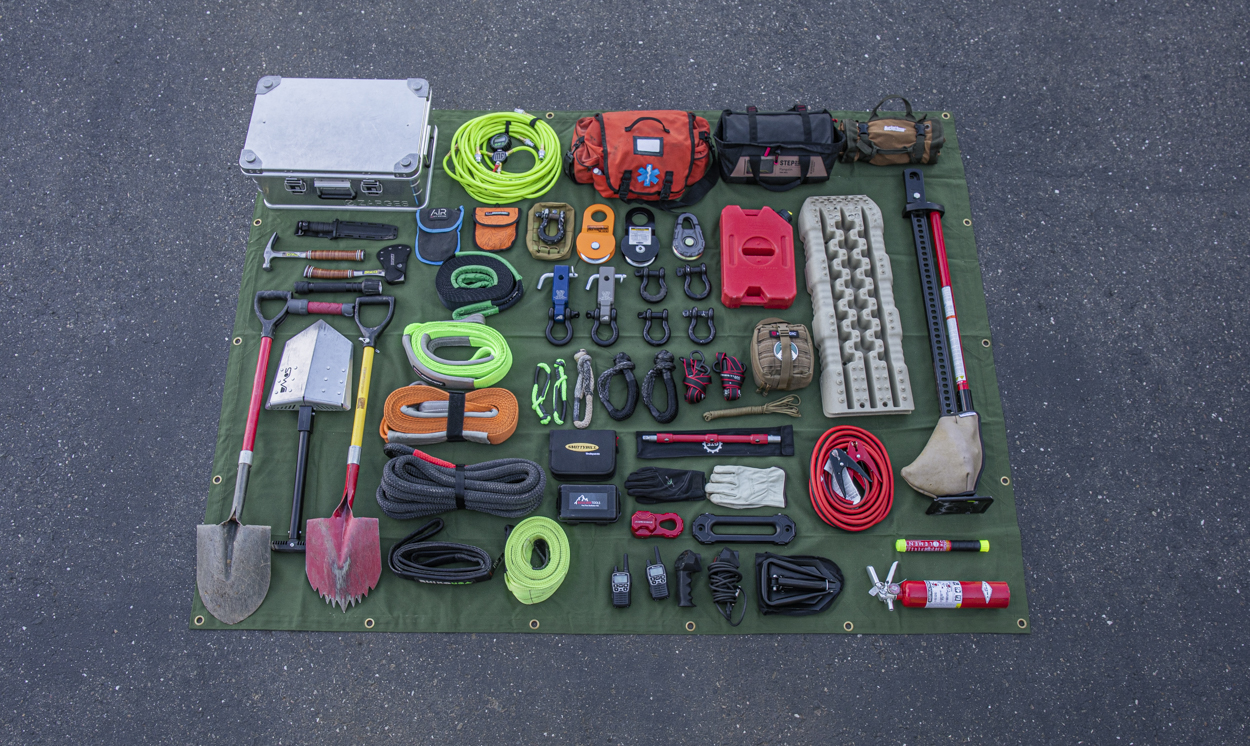 Off-Road Recovery Gear 101 - The Complete Guide to Off-Road Gear