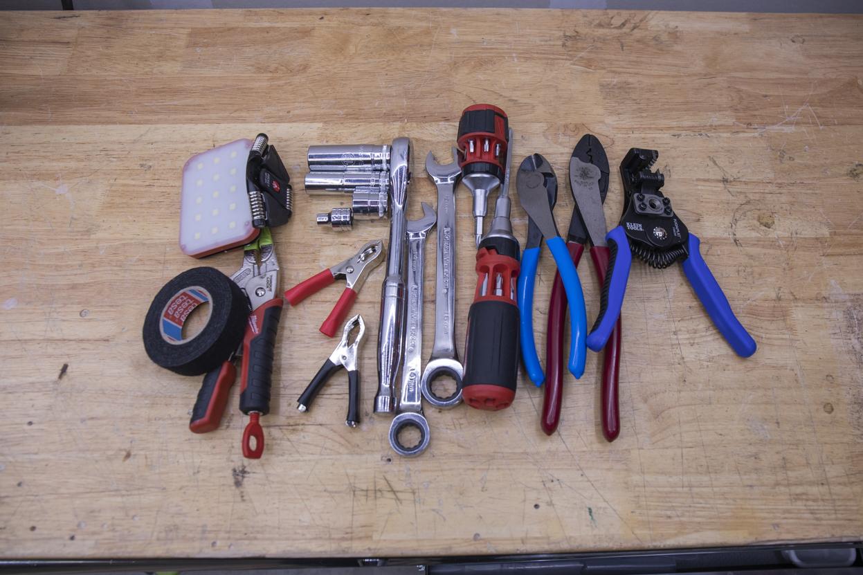 Smittybilt Gen3 XRC Tools Install