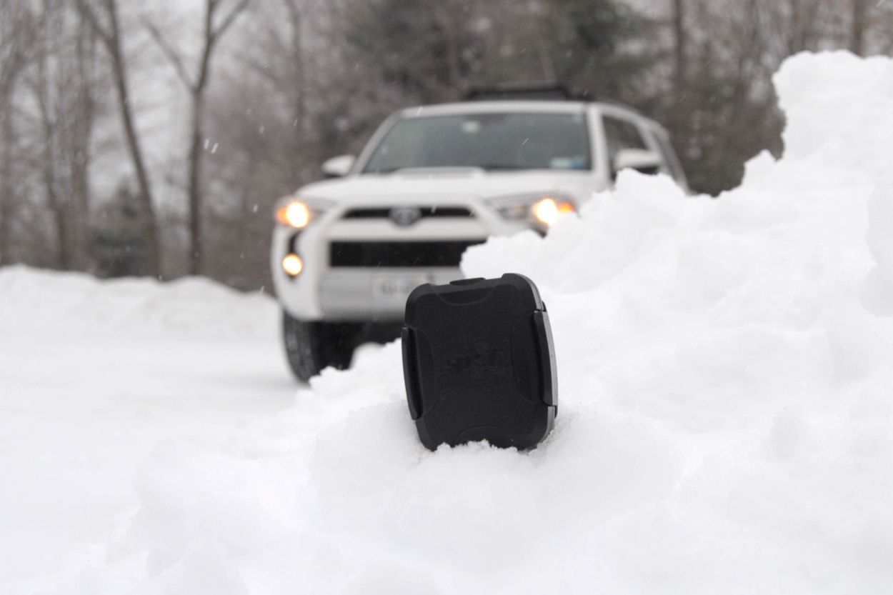 Off-Road and Overlanding Satellite Tracker