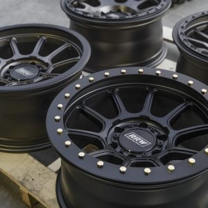 Relations Race Wheels Forged Monoblock Wheels for 4Runner and Tacoma