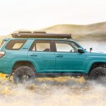 Toyota 4Runner TRD Pro Color Option 2022 - Electric Teal