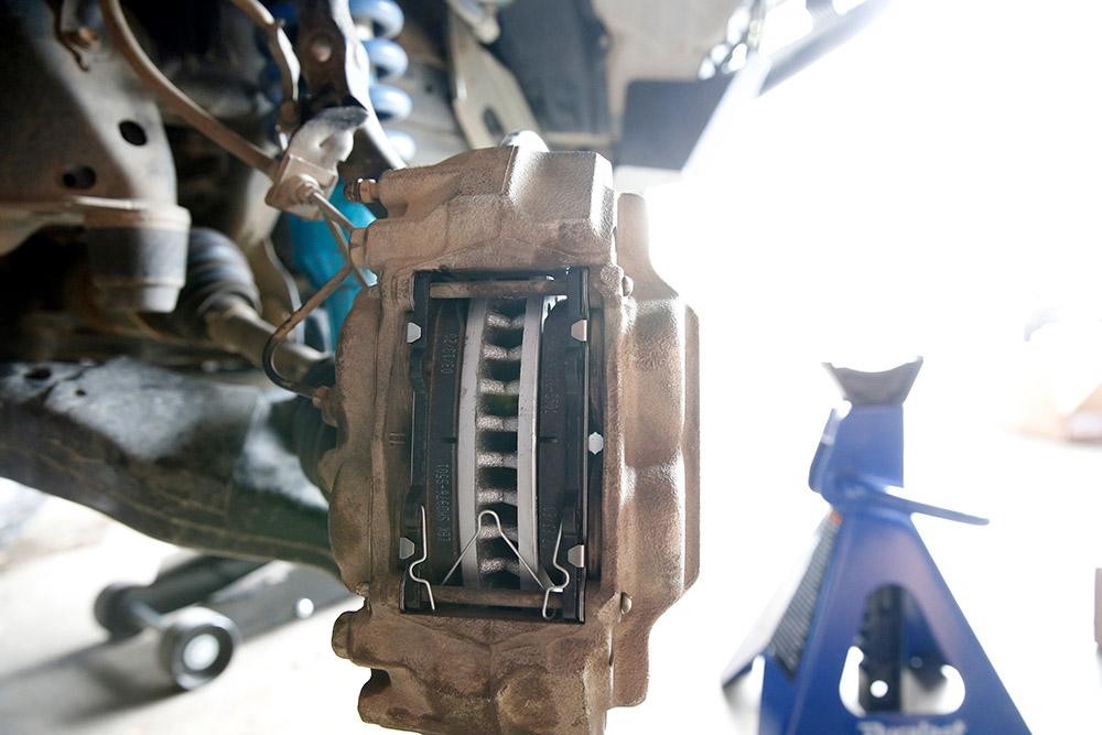 5th Gen 4Runner Front Brake Assembly