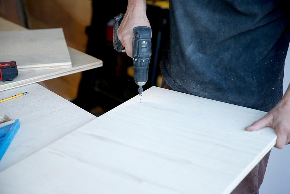 Overlander Woodworks Single Drop-In Drawer System
