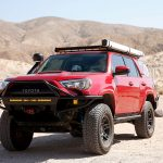 Snorkel Upgrade Sy-Klone on 5th Gen 4Runner