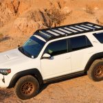 Cali Raised LED Premium Roof Rack for the 5th Gen 4Runner - Product Review and Overview