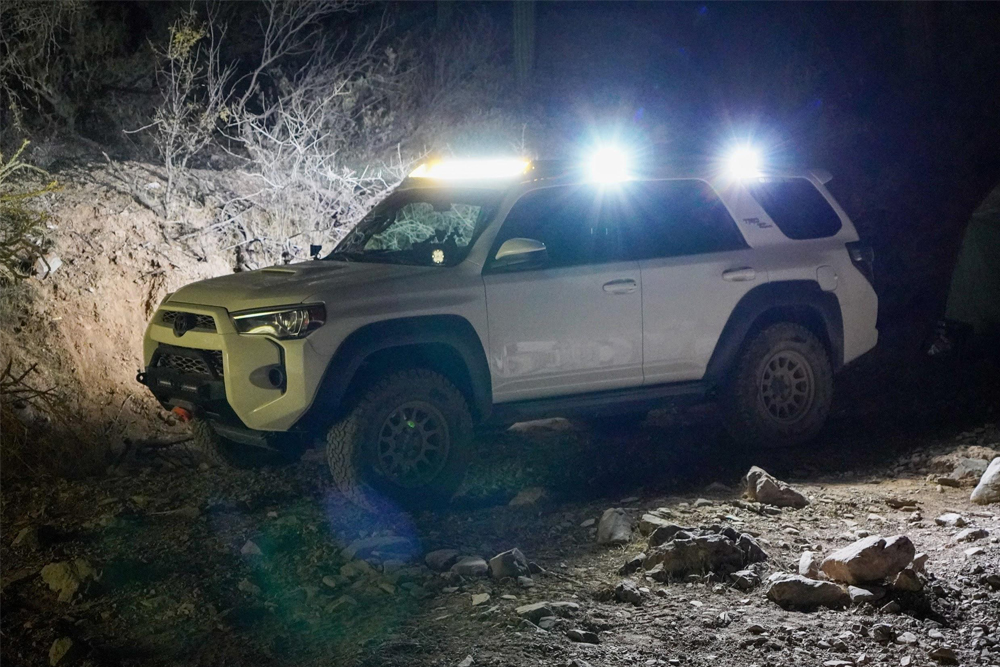 Cali Raised LED Premium Roof Rack for the 5th Gen 4Runner - Product Review and Installation Overview