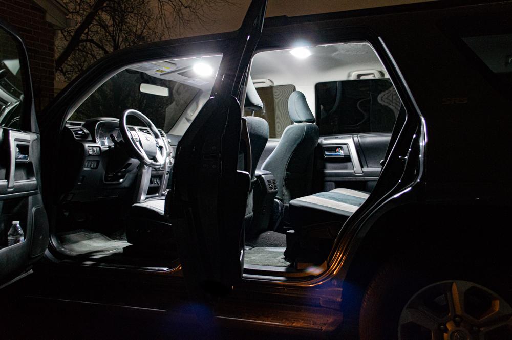 5th Gen 4Runner Complete LED Interior Lighting (Icarus eXtreme Map - 5G 4Runner)