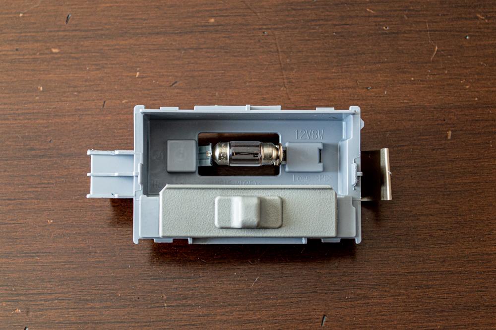5th Gen 4Runner Rear Hatch Lights Bulb Removal