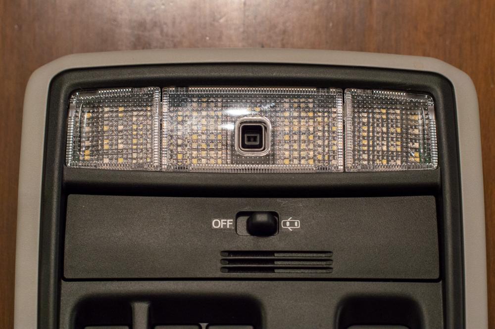 5th Gen 4Runner SR5 LED Map Light