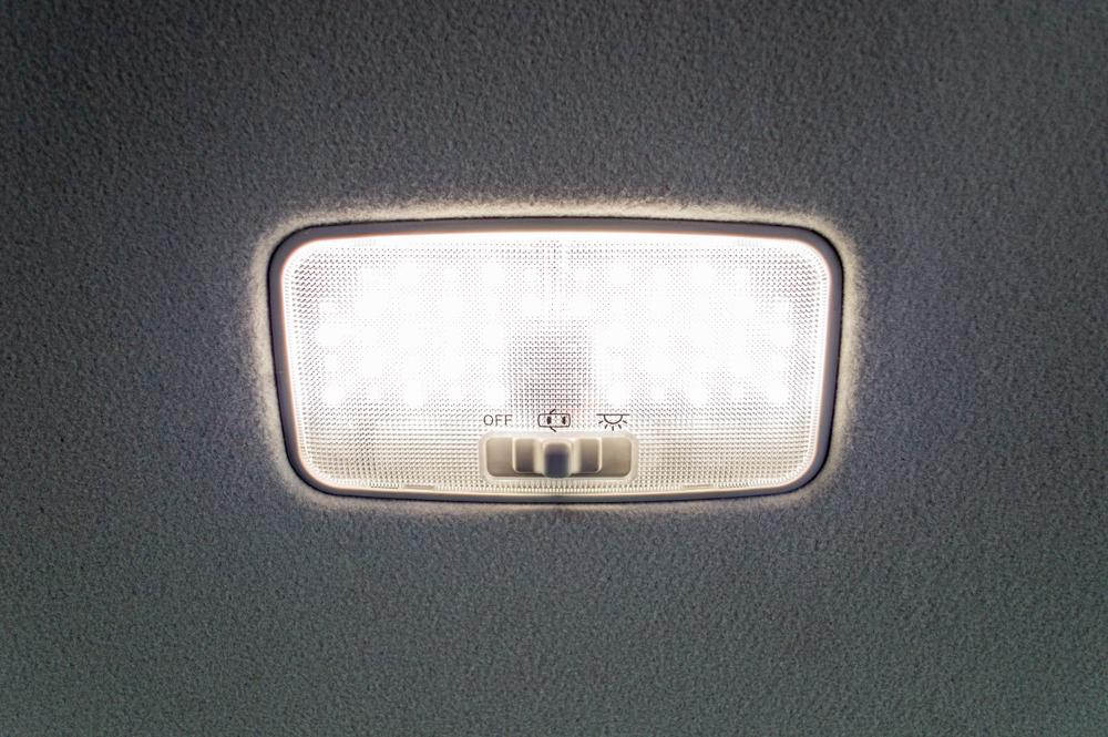 5th Gen 4Runner Dome Light LED Cover Install