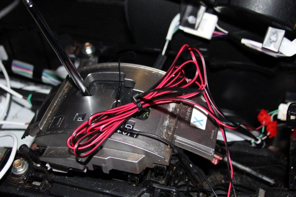 5th Gen 4Runner Cable Management for LED Lights