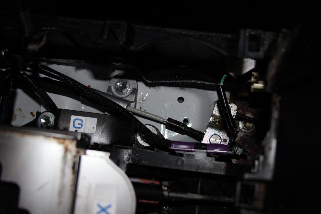 5th Gen 4Runner Door Light Wire Isolation