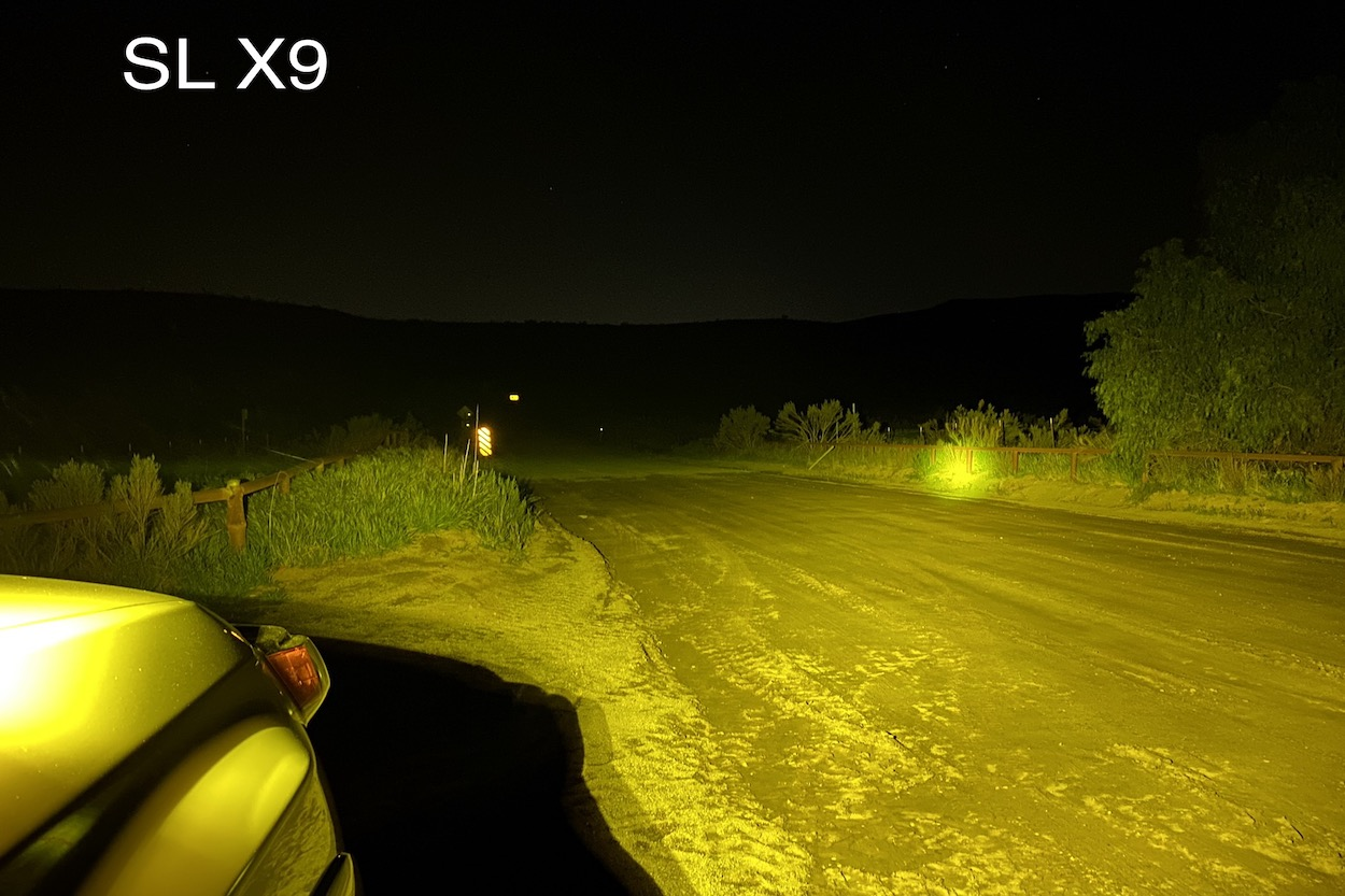 Special Lighting SL - X9 LED/Laser Ditch Light Review