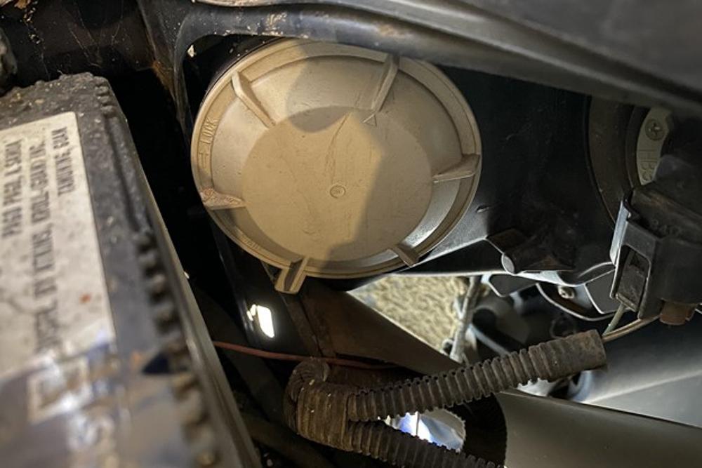 5th Gen 4Runner Headlight Dust Cap