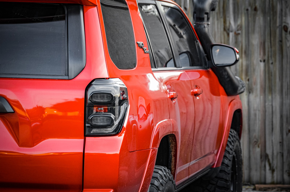 TRD Off-Road 4Runner Morimoto XB Taillights