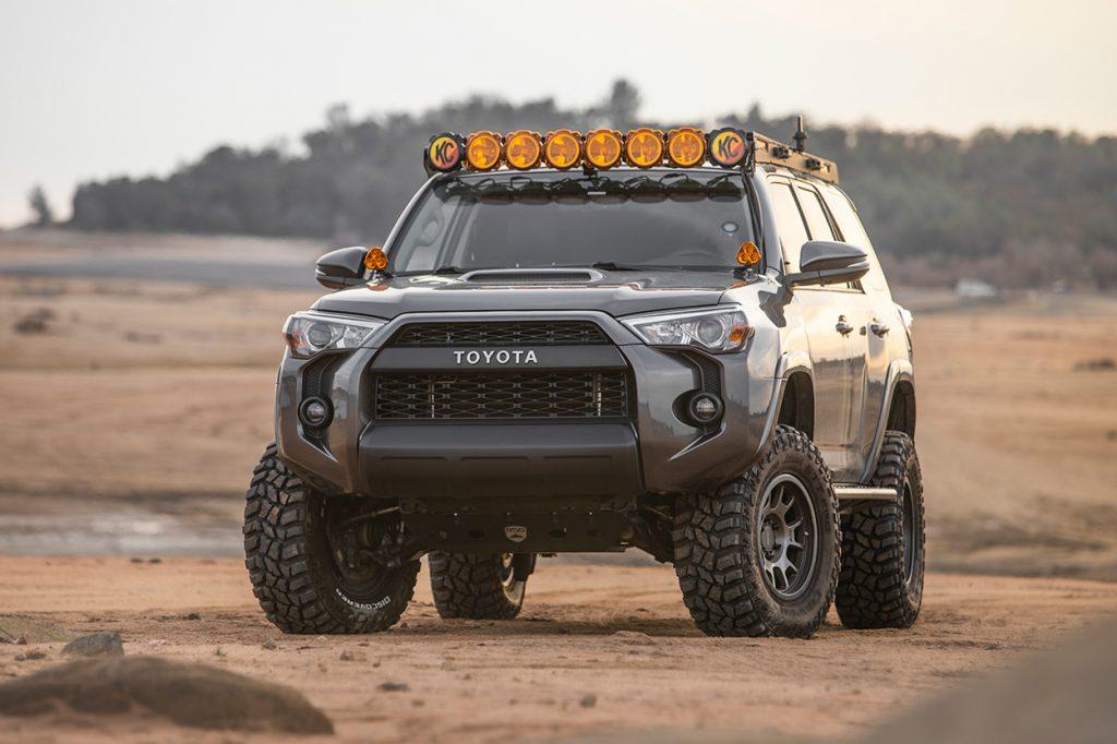 Cooper STT Pro M/T Tires on 4Runner