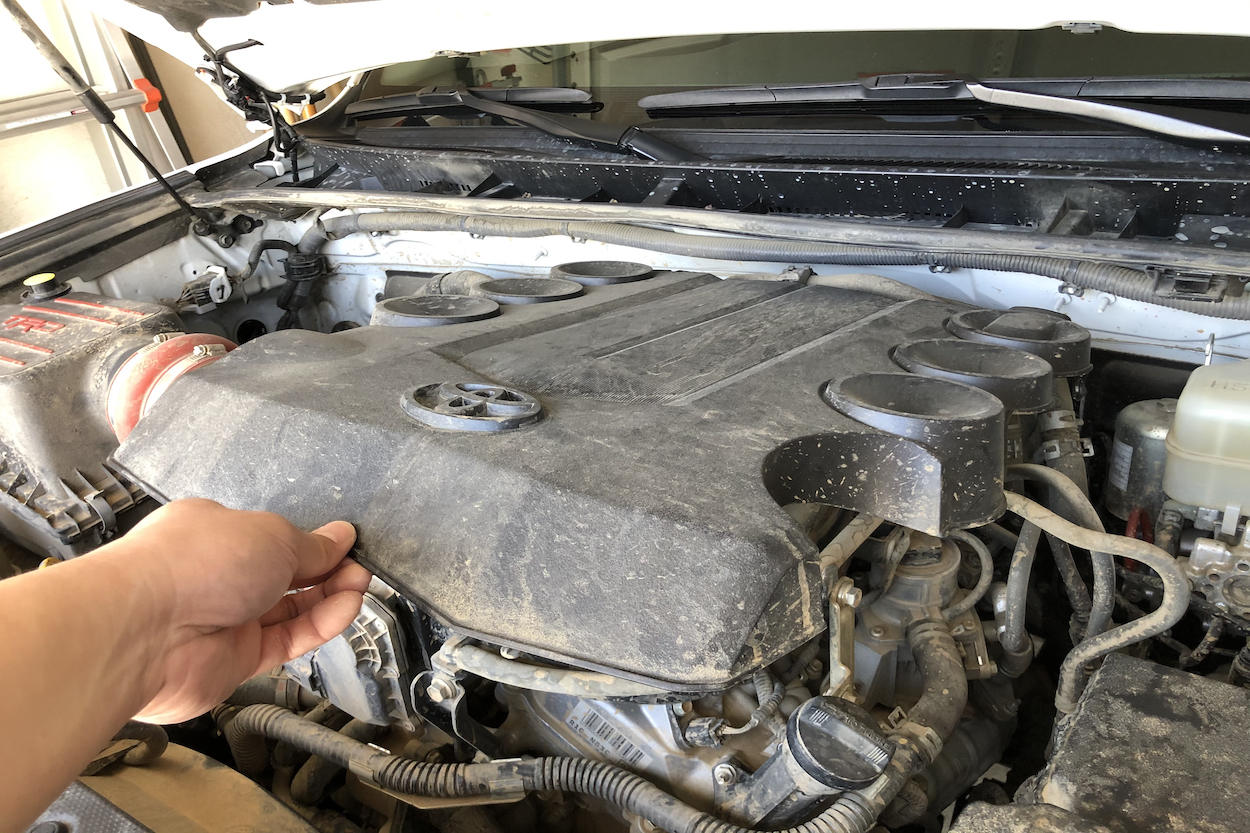 Toyota 4Runner 4.0L Engine Cover