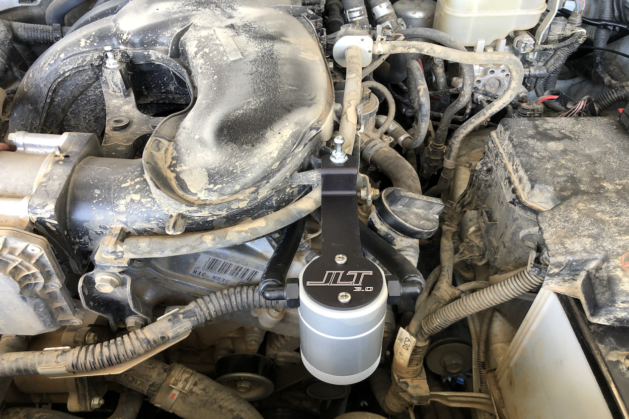 JLT Oil Separator Install for 5th Gen 4Runner