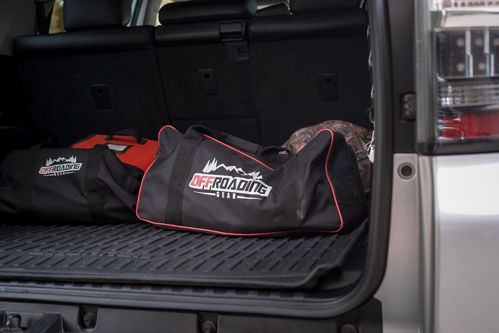Offroading Gear Recovery Kit