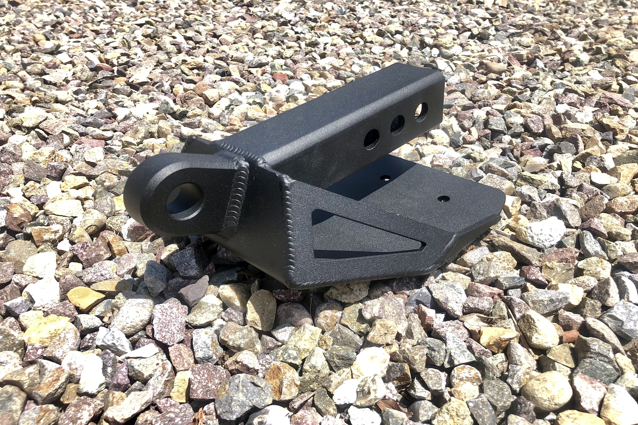 DRT Fabrication Hitch Skid Review on 5th Gen 4Runner