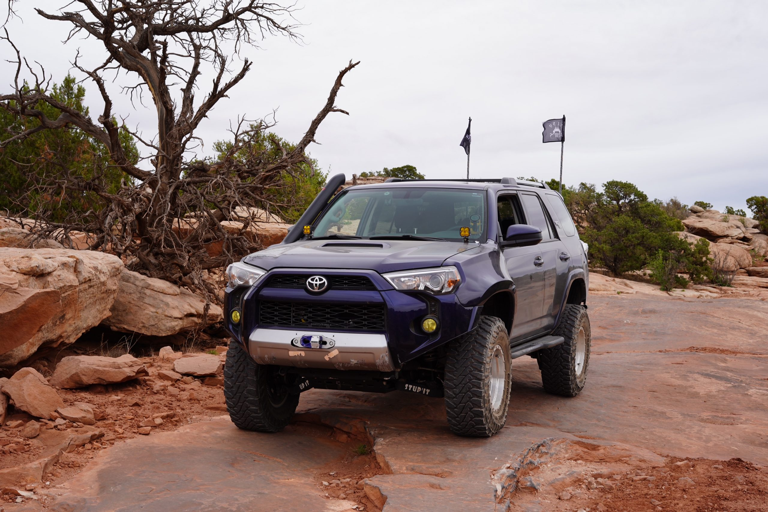 Artec Cross Bars for 5th Gen 4Runner - Complete Install and Overview