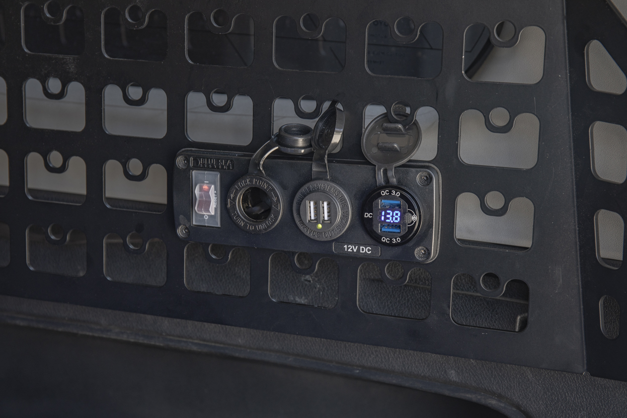 MOLLE Panel Power Grids (New for 2021)