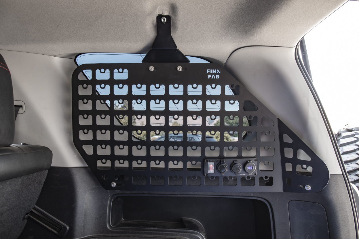 Finn Fab MOLLE Panel (New for 2021)