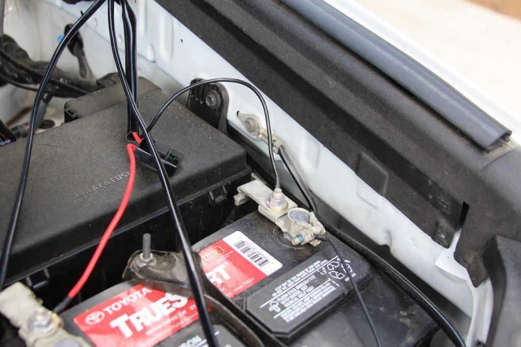 Lasfit Wiring Harness Install 5th Gen 4Runner