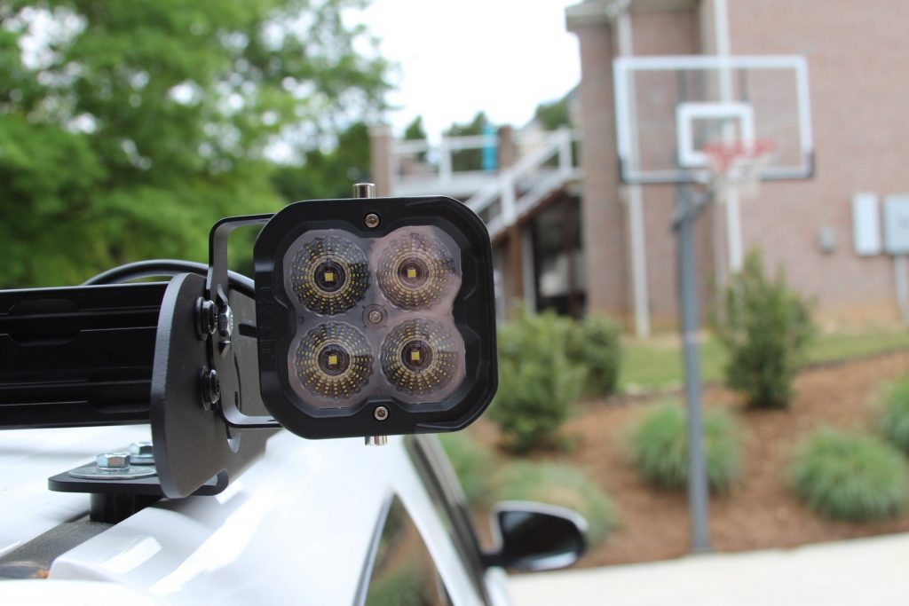 Lasfit LED Light Pods Mounting Reverse Lights for 5th Gen 4Runner