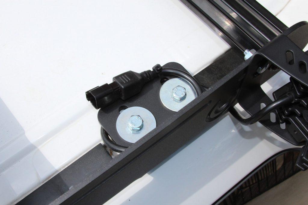 5th Gen 4Runner Reverse Lights Wiring