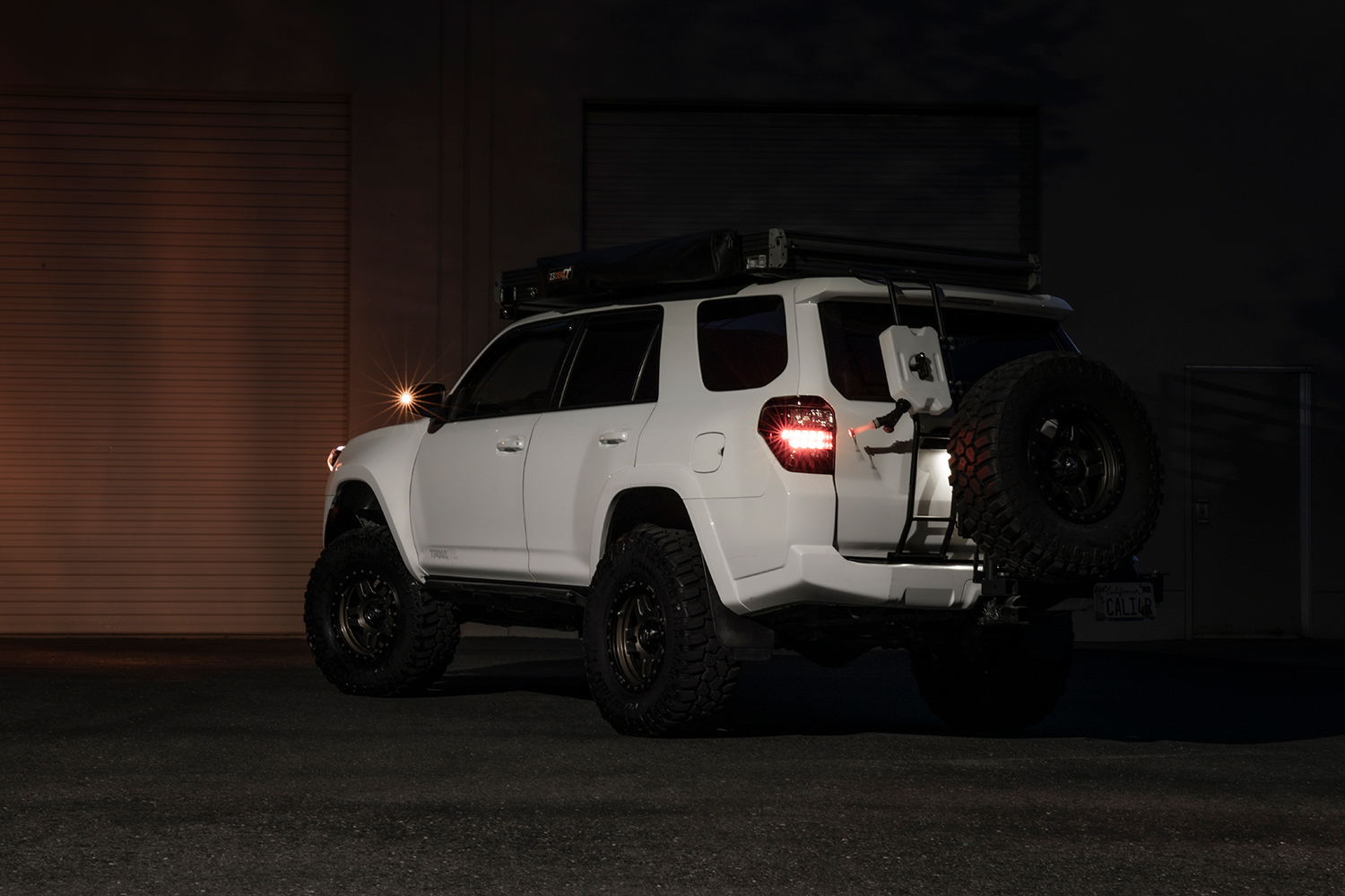 USR DEPO Blackedout Tail Lights for the 5th Gen 4Runner