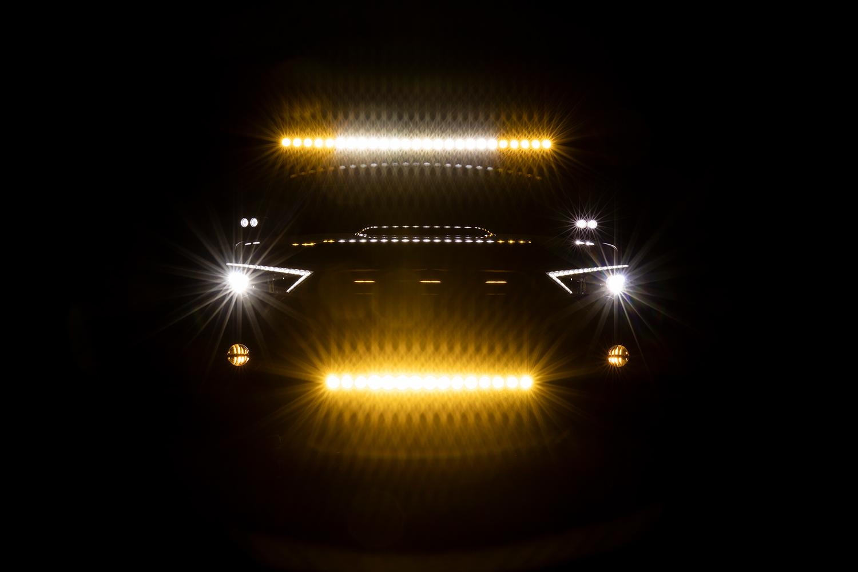 Exterior Lighting & Light Bars on Toyota 4Runner