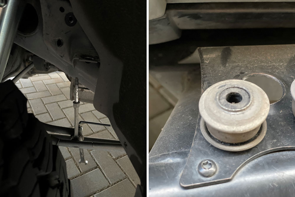 Additional Upgrades For the 5th Gen 4Runner When Changing Your Rear Suspension for a Lift: Step-By-Step Guide For Installing Rear Suspension Stabilizer Bar Links