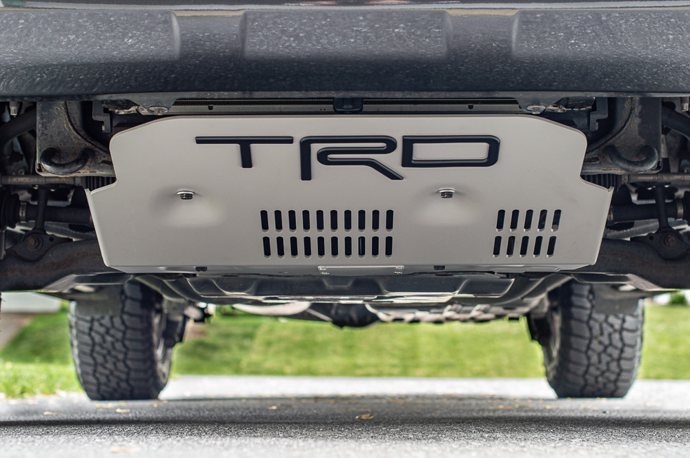 Car Trim Home TRD Skid Plate Review & Step-By-Step Install For 5th Gen 4Runner