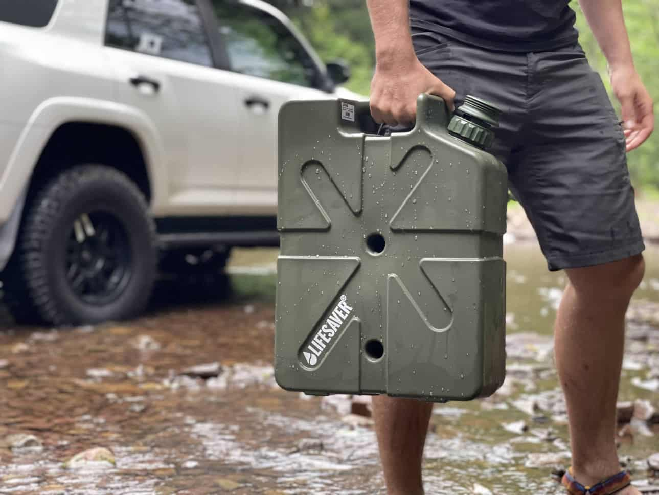LifeSaver Jerrycan and Portable Water Filter Product Overview & Initial Review
